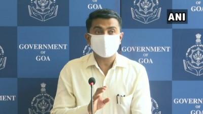 राज्य गोवा में कोविड-19 के बढ़ते मामलों को काबू में करने के लिए लगाये गये चार दिन के लॉकडाउन