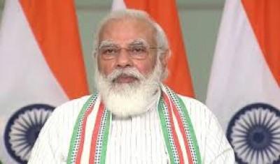 प्रधानमंत्री मोदी ने सीआईएसएफ के स्थापना दिवस पर उन्हें शुभकामनाएं दीं