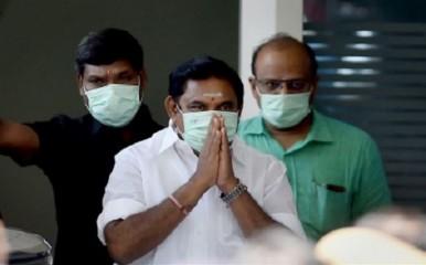 तमिलनाडु के मुख्यमंत्री पलानीस्वामी ने इस्तीफा दिया, विधानसभा भंग