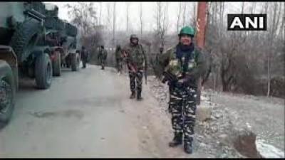 जम्मू कश्मीर के अखनूर सेक्टर में पाकिस्तान की गोलीबारी में चार जवान घायल