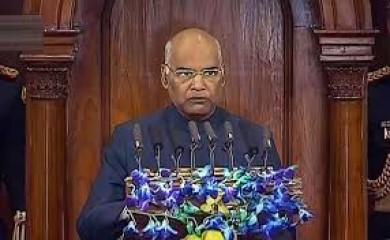 राष्ट्रपति ने 40 लोगों को जीवन रक्षा पदक देने की स्वीकृति दी