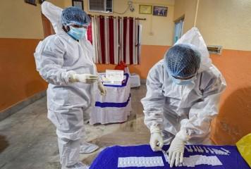 लद्दाख में कोरोना वायरस संक्रमण के 89 नए मामले आए सामने, तीन और व्यक्तियों की मौत