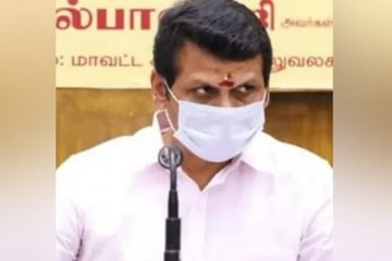 सत्यापन के दौरान करीब 2.38 लाख टन कोयला गायब पाया पाया गया: तमिलनाडु के विद्युत मंत्री