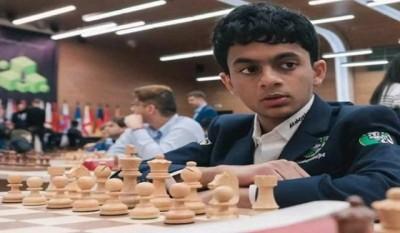 बील शतरंज महोत्सव: भारतीय ग्रैंडमास्टर निहाल सरीन ने स्टुडेर से ड्रॉ खेला