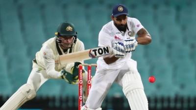 पुजारा और रहाणे पवेलियन में, भारत के चार विकेट खोकर 161 रन