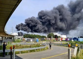 जर्मनी में रासायनिक औद्योगिक पार्क में विस्फोट में 16 घायल, पांच लापता