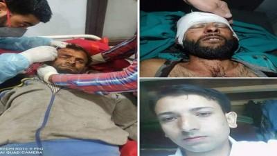 जम्मू कश्मीर में भाजपा के तीन कार्यकर्ताओं की गोली मारकर हत्या