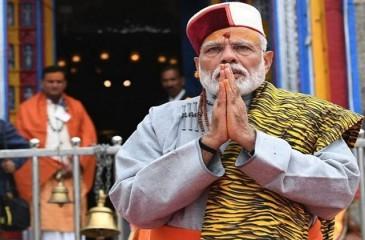 प्रधानमंत्री नरेंद्र मोदी पांच नवंबर को केदारनाथ जाकर पूजा करेंगे