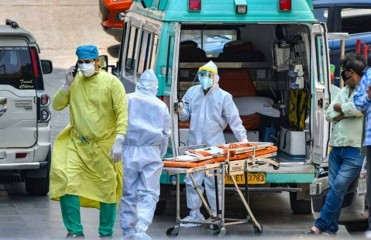 राजस्थान में कोविड-19 के 1790 नये मामले, संक्रमण से 11 और मरीजों की मौत