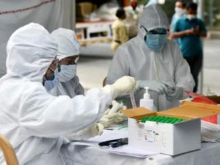हिमाचल प्रदेश में कोविड-19 के मामले बढ़ने के बाद संक्रमण दर 17.95 प्रतिशत हुई