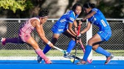 भारतीय महिला हॉकी टीम अर्जेंटीना बी टीम से हारी