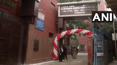 दिल्ली में करीब 10 महीने बाद 10वीं और 12वीं के छात्रों के लिए खुले स्कूल