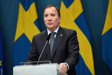 स्वीडन के प्रधानमंत्री ने विश्वास मत खोया