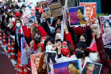 अमेरिका के पत्रकार संगठन ने म्यांमा में पत्रकारों की रिहाई की मांग की