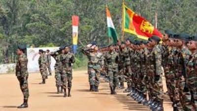 भारत, श्रीलंका का संयुक्त सैन्य अभ्यास तालमेल, पारस्परिकता को और अधिक बढ़ाएगा :भारतीय थल सेना
