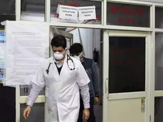 लद्दाख में कोरोना वायरस संक्रमण के 108 नए मामले सामने आए
