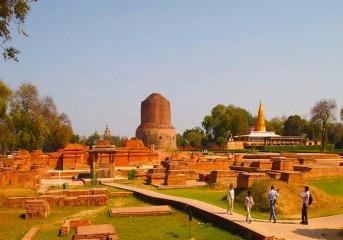 सारनाथ आने वाले पर्यटक अब अमिताभ बच्चन की आवाज में सुनेंगे महात्मा बुद्ध का जीवन वृत्तांत