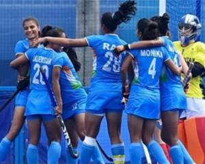 वंदना की हैट्रिक से जीती भारतीय महिला हॉकी टीम, क्वार्टर फाइनल की उम्मीदें कायम