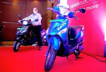 हीरो इलेक्ट्रिक ने निक्स बी2बी स्कूटर का नया संस्करण पेश किया