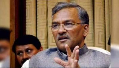मुख्यमंत्री ने हरीश रावत से 'स्टिंगबाज और ब्लैकमेलर' से दोस्ती का रहस्य बताने को कहा