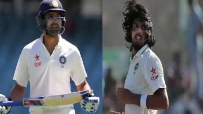 पहले दो टेस्ट में नहीं खेल पायेंगे रोहित व इशांत, अन्य दो में खेलने पर भी संदेह: बीसीसीआई सूत्र