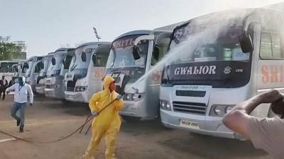 मध्यप्रदेश और महाराष्ट्र के बीच बसों की आवाजाही पर प्रतिबंध 28 जुलाई तक बढ़ाया गया