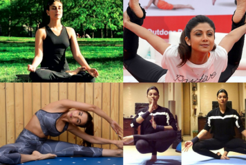 अंतर्राष्ट्रीय योगा दिवस 2021: शिल्पा शेट्टी से मलाइका अरोड़ा तक,  योग से खुद को फिट रखती हैं ये अभिनेत्रियां