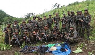 तेलंगाना में पुलिस के साथ मुठभेड़ में दो उग्रवादियों की मौत
