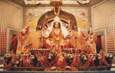 नवरात्रि पर करीबियों और रिश्तेदारों को दें मां के आगमन की शुभकामनाएं