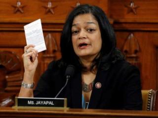 अमेरिका का कोविड-19 से लड़ने में भारत की मदद करने का 'नैतिक दायित्व' है : प्रमिला जयपाल