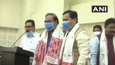 हिमंत बिस्व सरमा होंगे असम के अगले मुख्यमंत्री